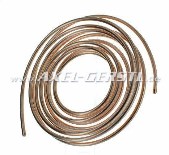 Conduzione benzina tubo in rame 6 0 mm x 5 m fiat 500 for Diversi tipi di tubo di rame