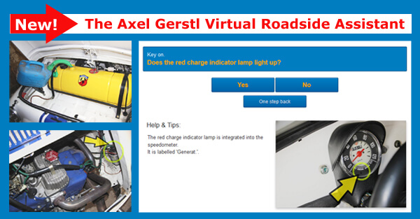 Axel Gerstl Virtual Roadside Assistant