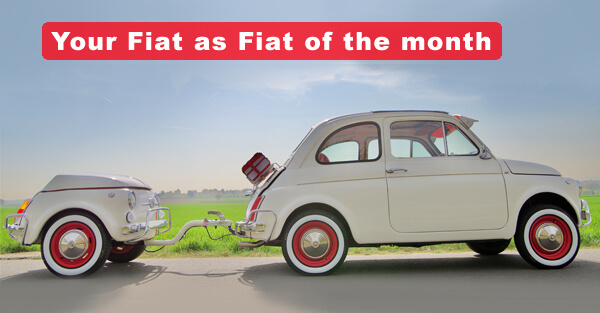 Fiat of the month