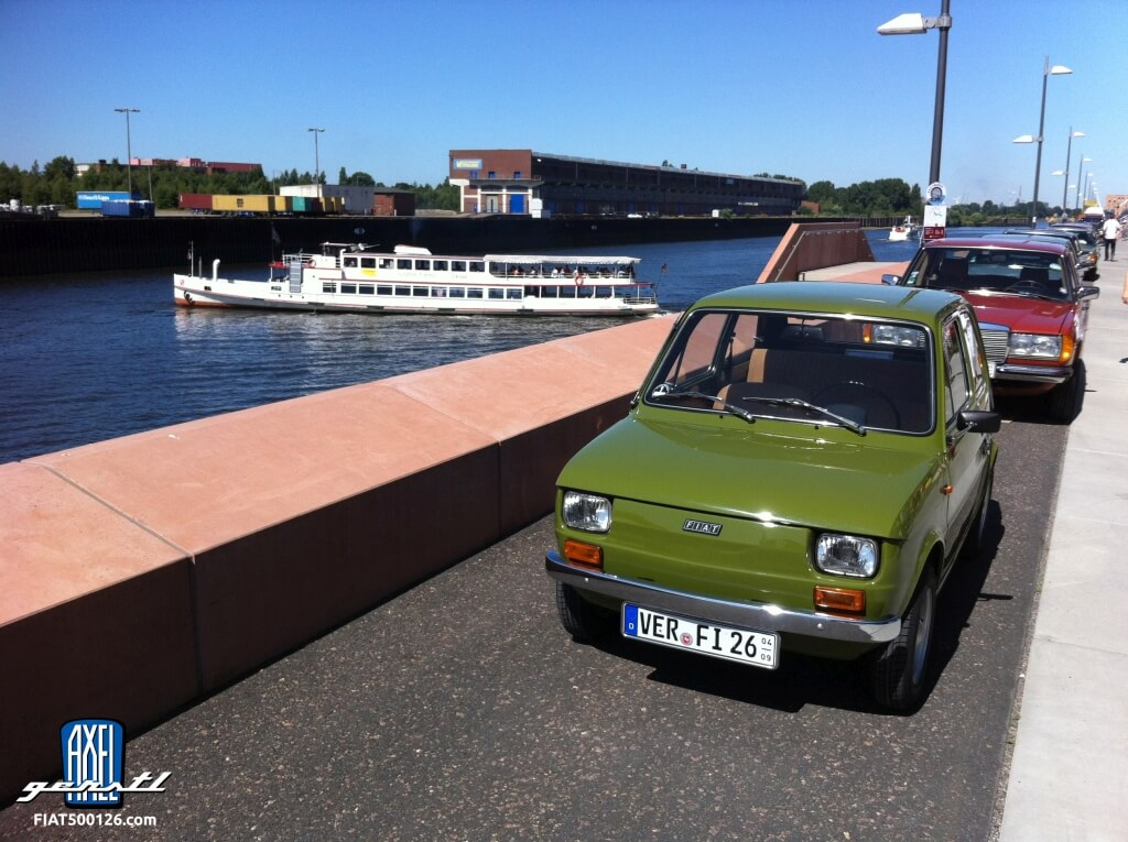 I drive a Fiat 126 because...