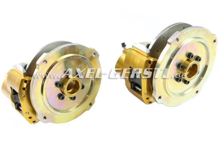 Bremsscheiben-Umbausatz vorne komplett für 2 Seiten, PREMIUM-Qualität Fiat 500