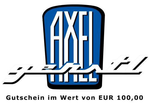 Warengutschein über EUR 100,00