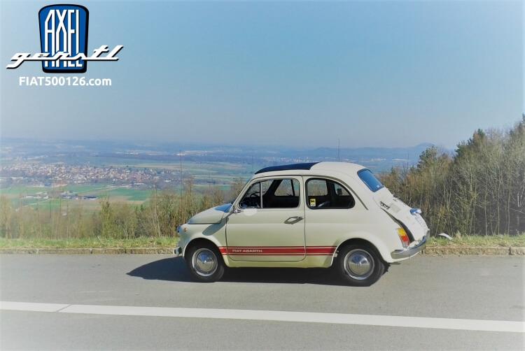 30 Jahre Axel Gerstl Foto: F. Tiemann