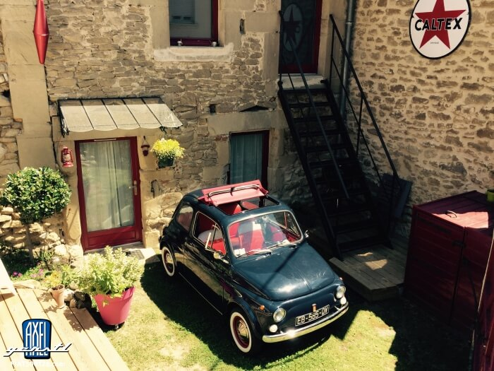 Fiat des Monats Juni 2018