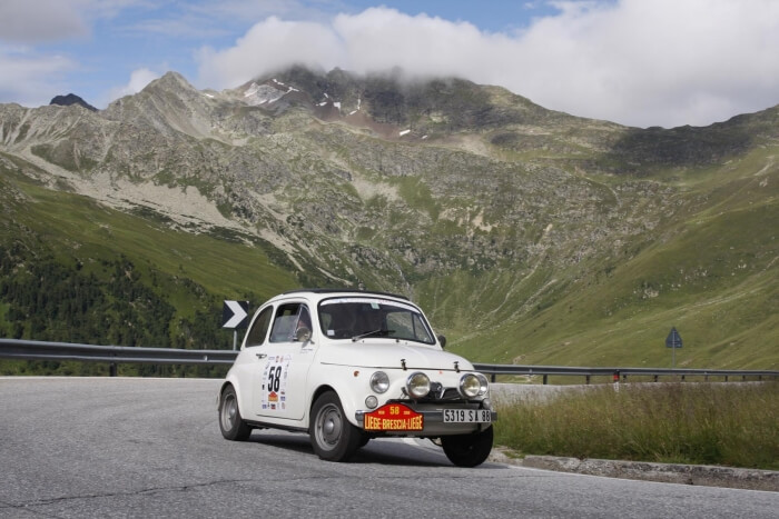 Classic Rally-Revival 2018: Liège-Brescia-Liège