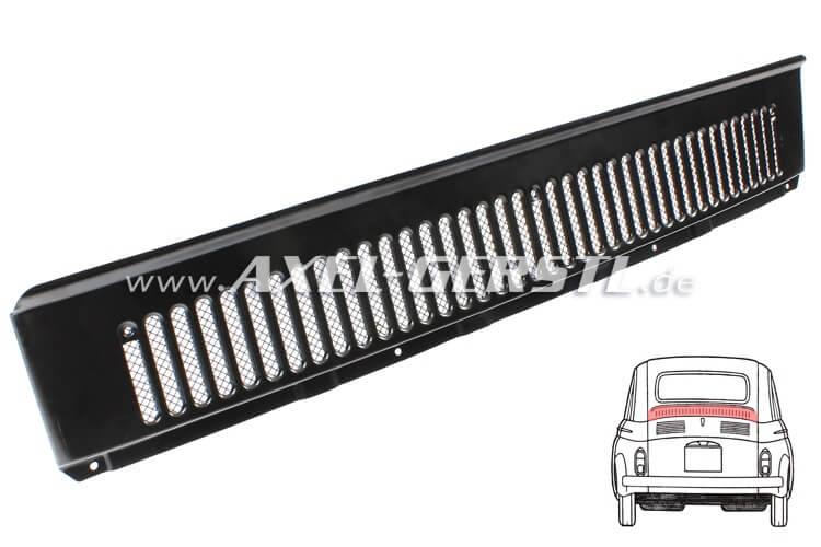 Lüftungsgitter hinten (oberhalb Motorhaube) Fiat 500 F/L/R