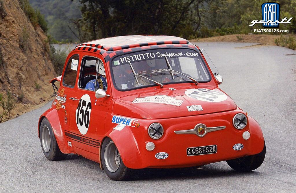 Fiat des Monats Juli 2018