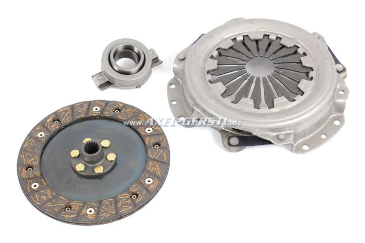 Kupplung kpl.: Drucklager/Druckplatte/Kupplungsscheibe Fiat 500 R/126/126P (500 F/L)