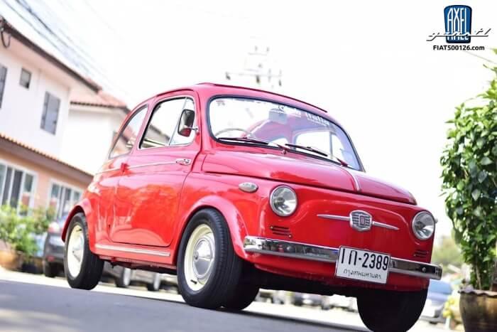 Fiat des Monats Oktober 2018
