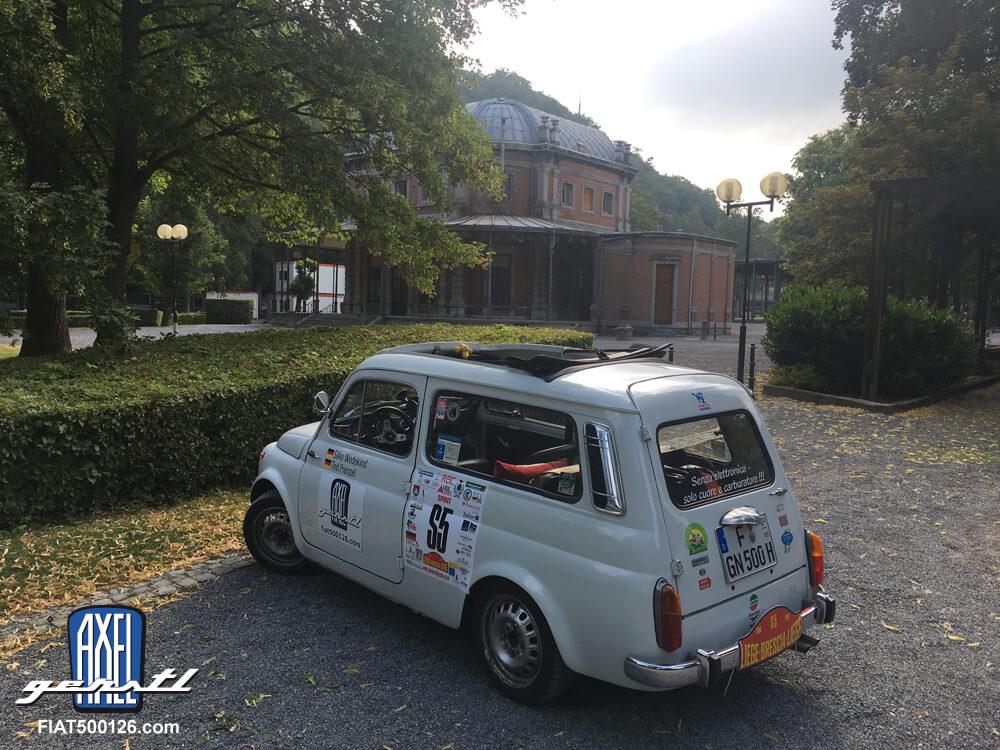 Liège-Brescia-Liège – ein Bericht von Silke Wedekind und Ted Prenzel