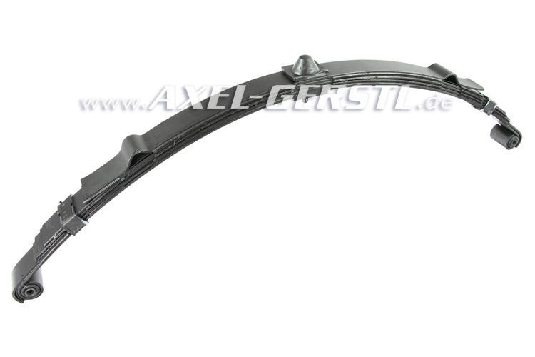 Vorderfeder (Blattfeder), inkl. Zwischenlagen Fiat 500 N/D/F/L/R/126