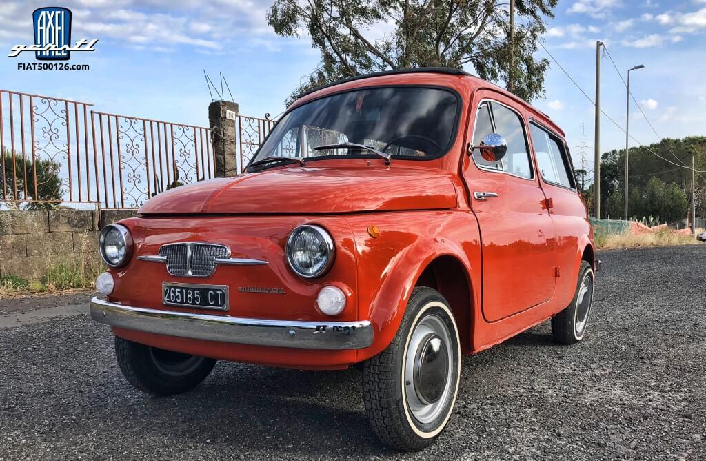 Fiat des Monats Februar 2019