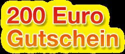 Einkaufs-Gutschein für den Axel-Gerstl Shop über 200 €