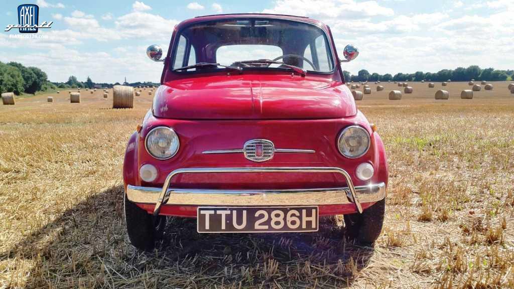 Fiat des Monats August 2020