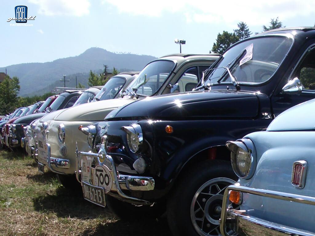 Nachbericht: Fiat 500 World Wide Meeting