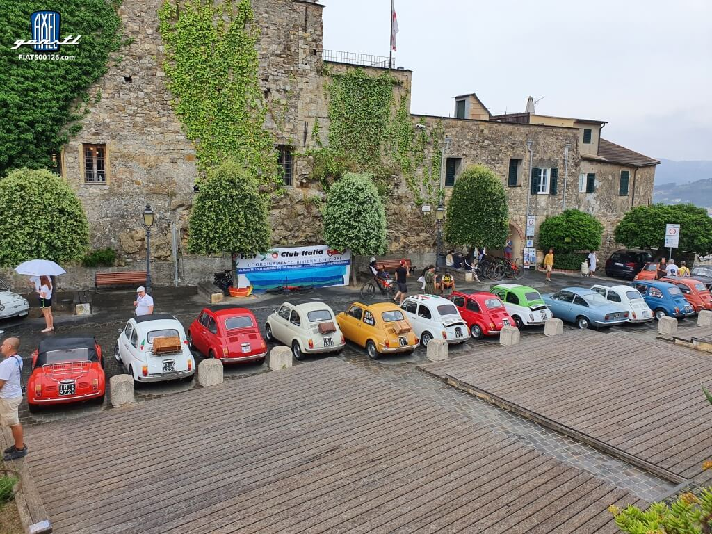Garlenda 2.0 – eine große Party für ein kleines Auto!