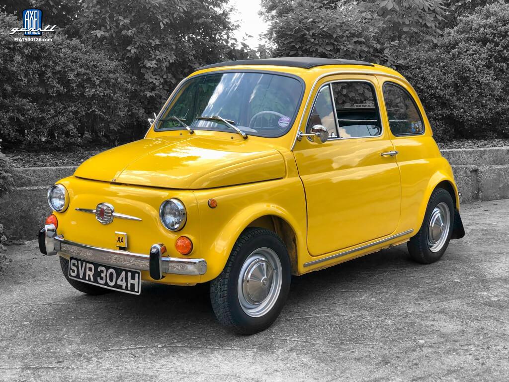 Fiat des Monats August 2021
