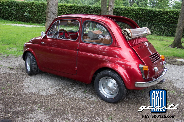 À vendre Fiat 500 D - Fiat 500 126 600 pièces détachée onderdelen