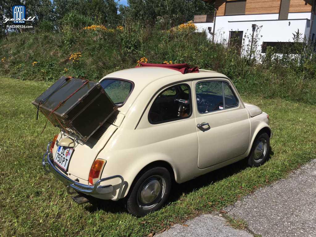Mein Fiat 500 L – eine Geschichte von Monika Umundum