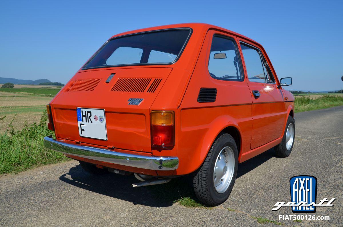 Fiat126 Fiat 500 126 600 Ersatzteile Axel Gerstl