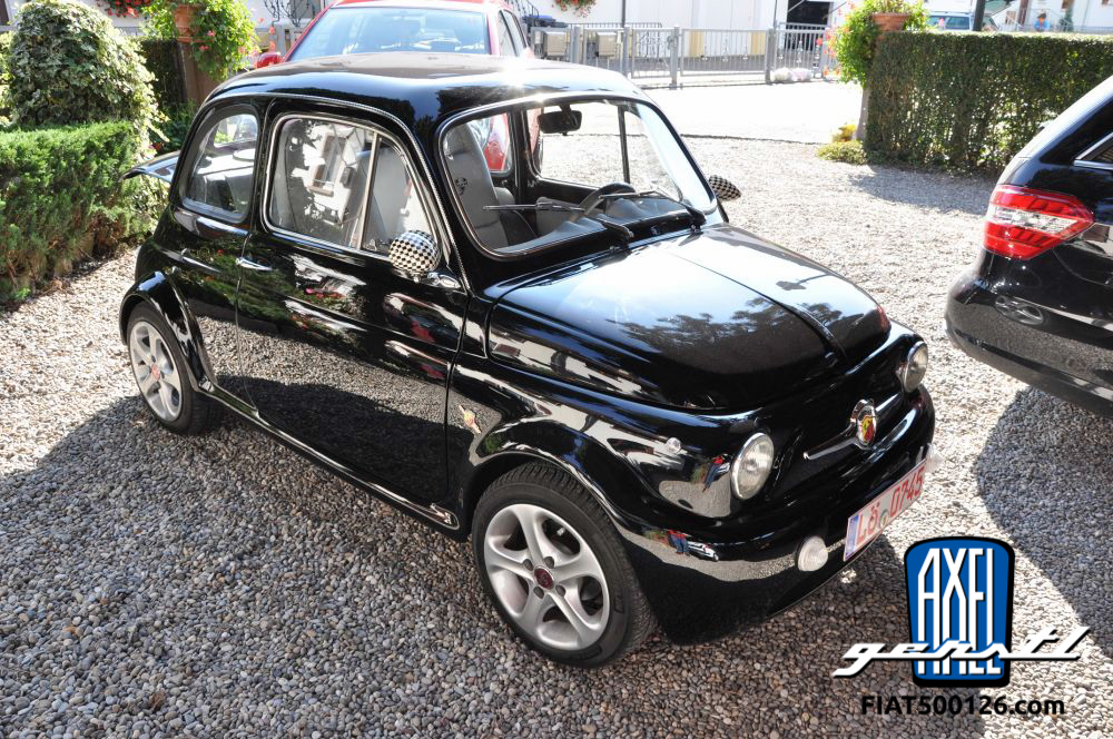 History Images Picture Gallery Fiat 500 Abarth Fiat 500 Classic