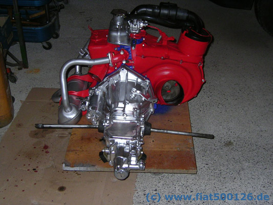 fiat500motor - Fiat 500 126 600 Ersatzteile Axel Gerstl
