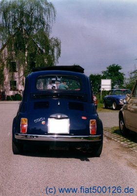 History_Images_Picture_gallery_Fiat_500_Tuning - Fiat 500 classic