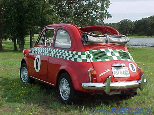 Fiat 500 US-Version