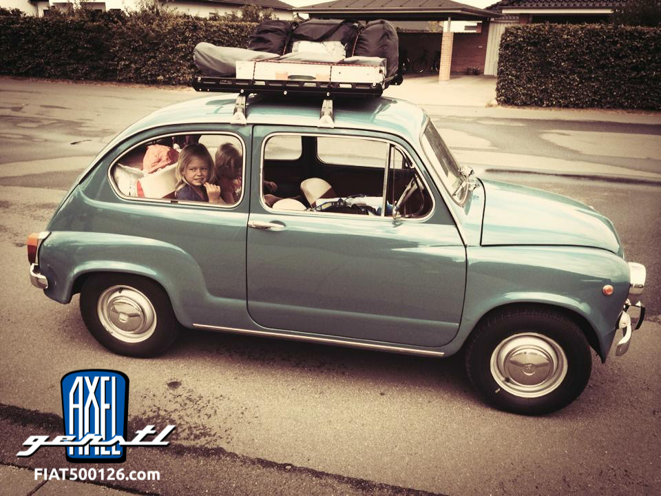 History_Images_Picture_gallery_Fiat_600 - Fiat 500 classic 126 600