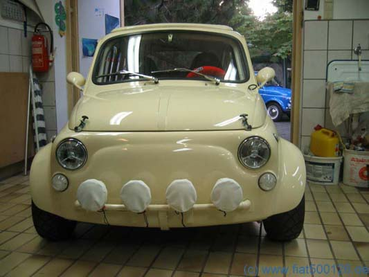 History Images Picture Gallery Steyr Puch 500 Fiat 500 Classic 126