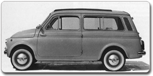 History Images History Of Classic Fiat 500 Fiat 500 126 600 Spare
