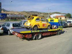In die Sahara und zurück in einem Fiat 500