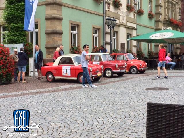 Liège-Brescia-Liège – ein Bericht von Bill Cowing