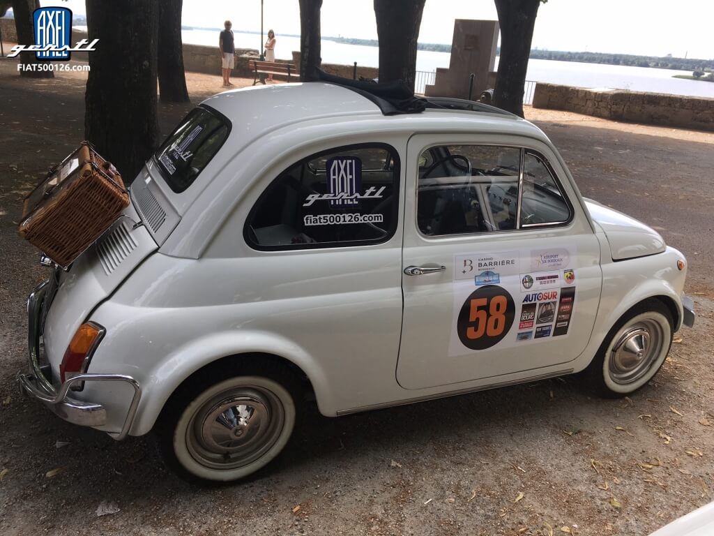 Rallye Bordeaux Sud-Ouest Classic 2016