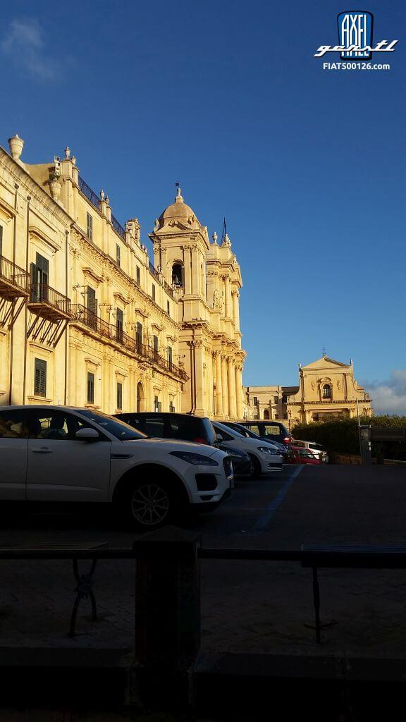 Weihnachten in Catania 2019