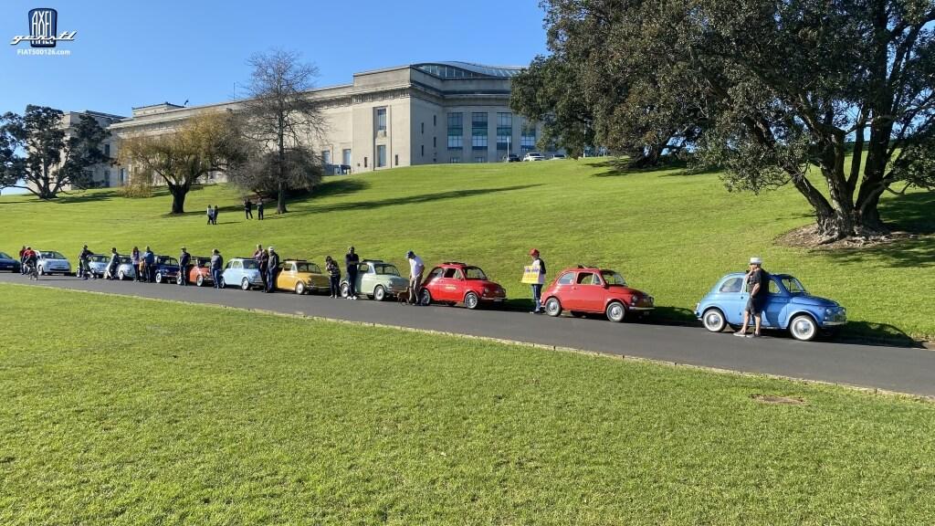 Fiat 500 World Wide Meeting 2021