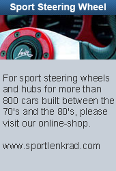 Luisi sport steering wheels
