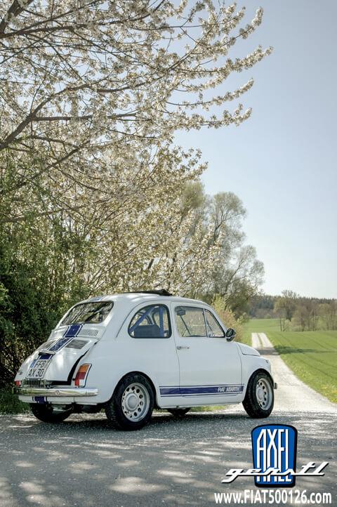 Tipps zum Saisonstart Fiat 500 Klassik