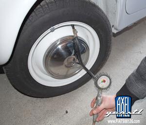 Tipps zum Saisonstart: Reifen und Bremsen