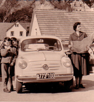 History of Fiat 600
