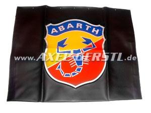 Fodera capote Abarth (logo)
