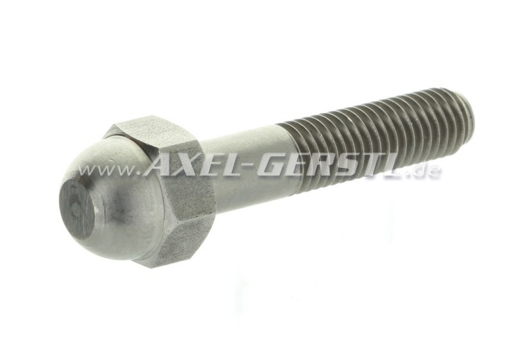 Wheel bolts without cone, with taphole, length 50 mm