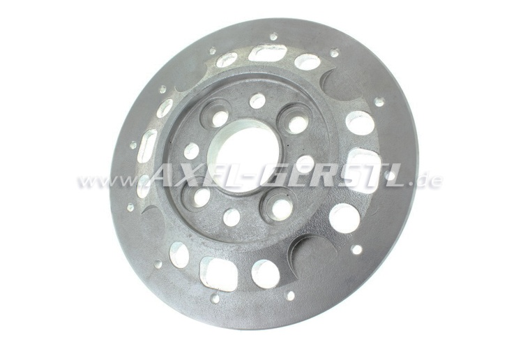 Rim flange 12, 98 PC, aluminum (not useable w. wheel cover)