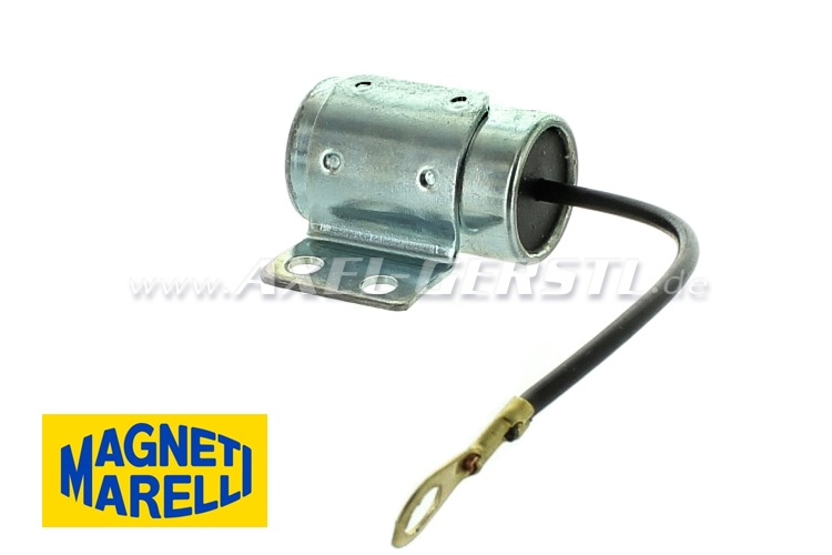 Capacitor made by MAGNETI MARELLI