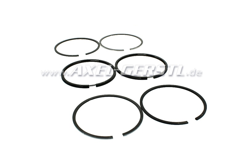 Set of piston rings (for 2 cylinders), PREMIUM