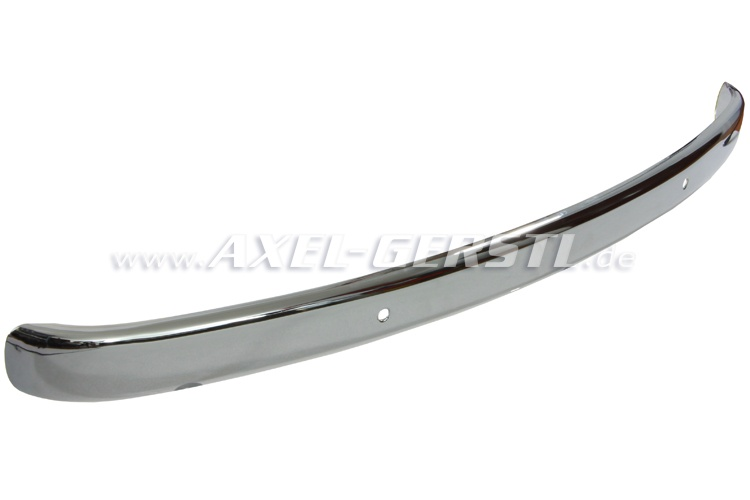 Bumper, front, 45 micron chrome-plated, A-quality