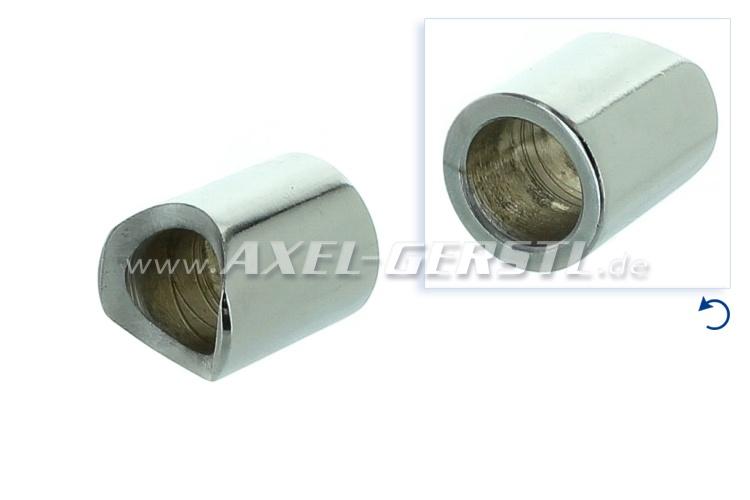 Spacer for Luxus chrome-bar, chrome / A-Quality