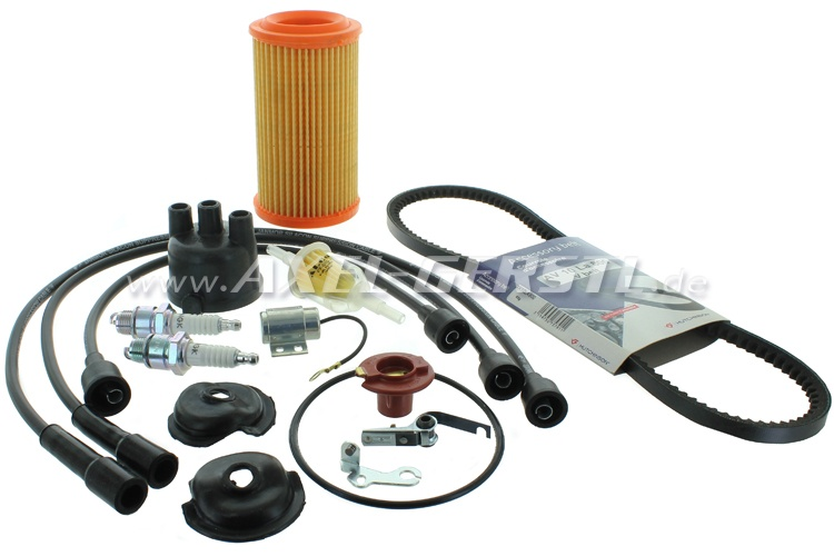 Maintenance kit, large (ignition coil right)
