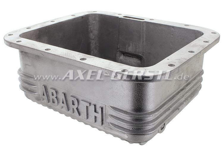 Coppa delloilo in alluminio ABARTH (REPRO), 3,5 l