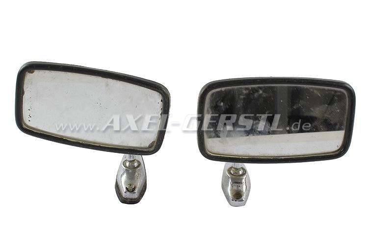 Sopo: Seitenspiegel Vitaloni (rechteckig), paarweise